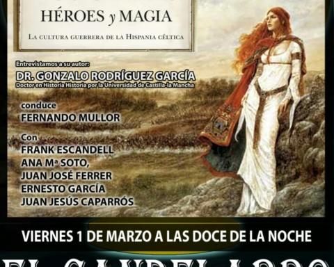 CELTAS HÉROES Y MAGIA