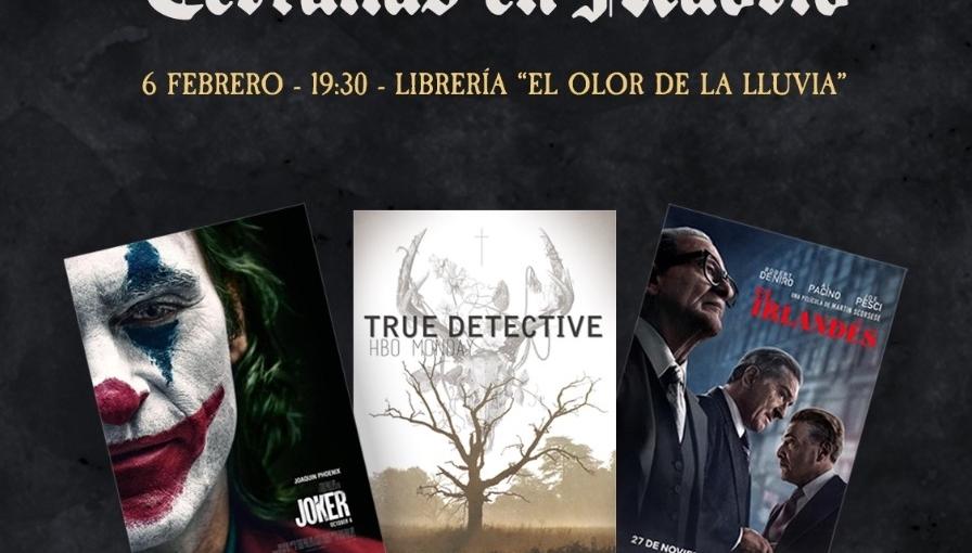 Contra el Joker, por True Detective y con Scorsese